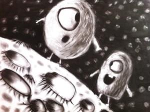 Monstruos por Juan Marcos López