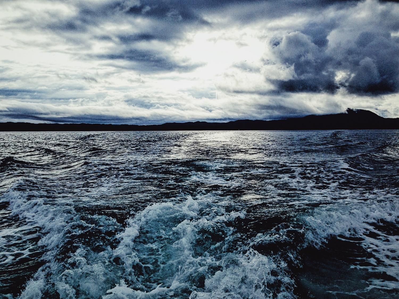 Azul tormenta