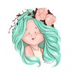 Nena (cabello turqueza)