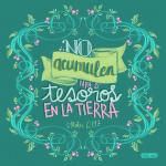 Mateo 6:19 (verde)